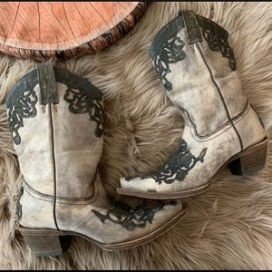 Women's 7M Corral Cowgirl Boots